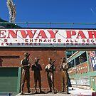 Fenway Park by Lee d'Entremont