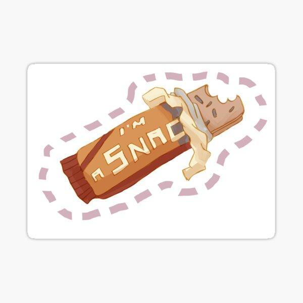 I'm a snac Sticker