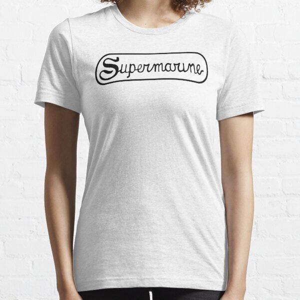 Supermarine Aircraft Company Logo Essential T-Shirt
