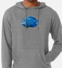 French Angelfish Lightweight Hoodie