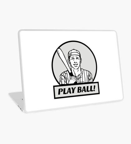 Play Ball!! Laptop Skin