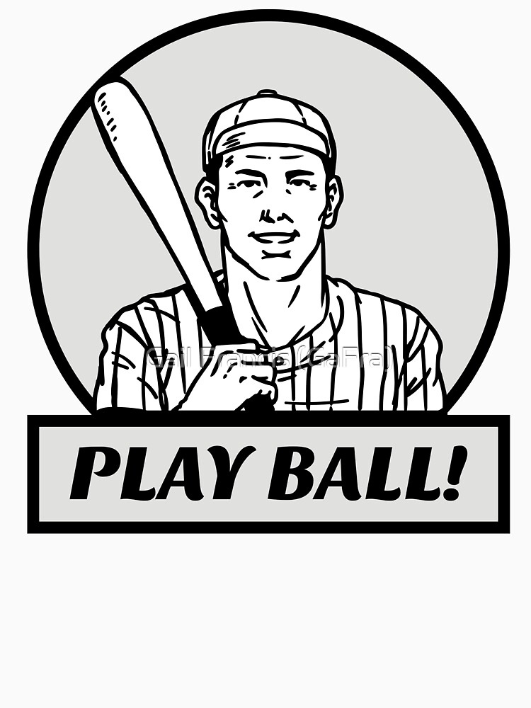 Play Ball!! by TriniArtStudio