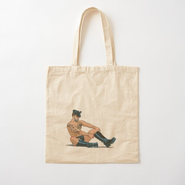 Getting Ready Cotton Tote Bag