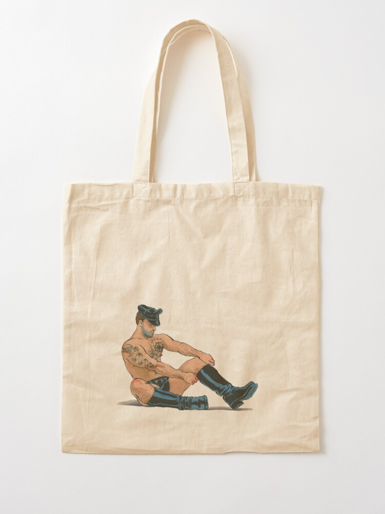 Alternate view of Getting Ready Tote Bag