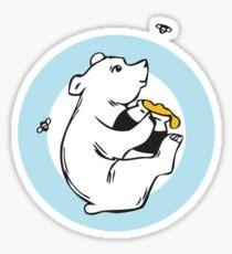 Honeybear T-shirt Sticker