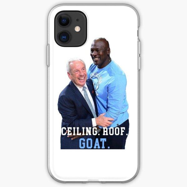 Michael Jordan GOAT iPhone Soft Case