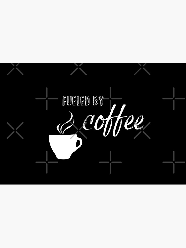 Fueled by coffee by ColorsHappiness