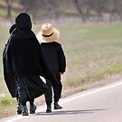Amish near Breman, Ohio by Chad Wilkins