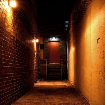 Lonely Door by boukou9