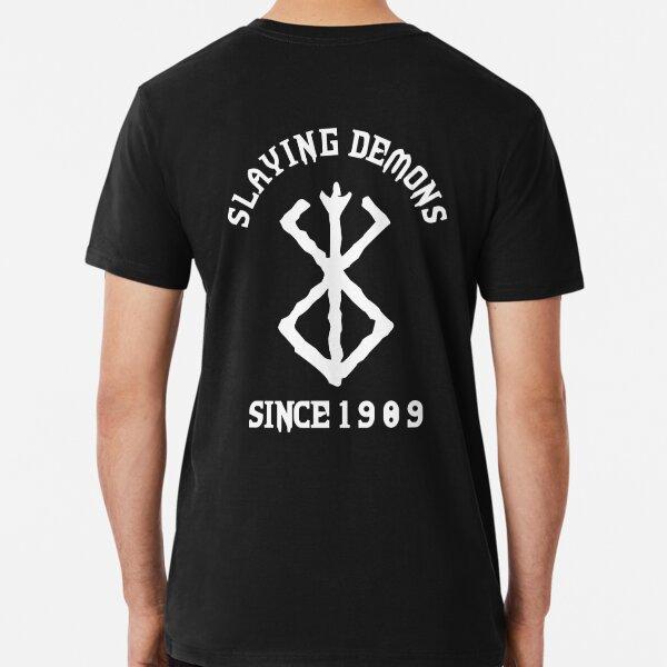 Brand of Sacrifice - Slaying Demons since 1989 Premium T-Shirt
