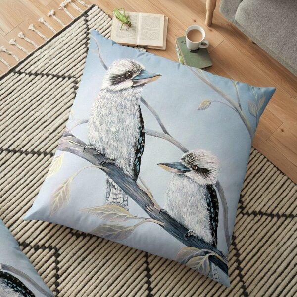 Cool Kookaburras Floor Pillow