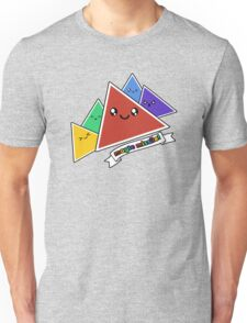 Magic Missile - D4 - Four-sided dice Unisex T-Shirt