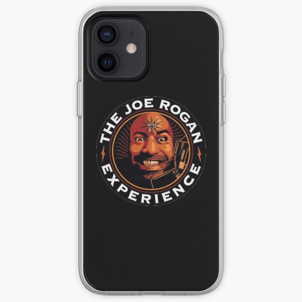 JRE Stickers & More! iPhone Soft Case