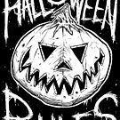 Halloween Rules #1  by Erick Willand