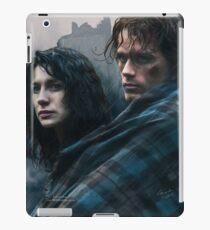 I Come To A Castle iPad Case/Skin