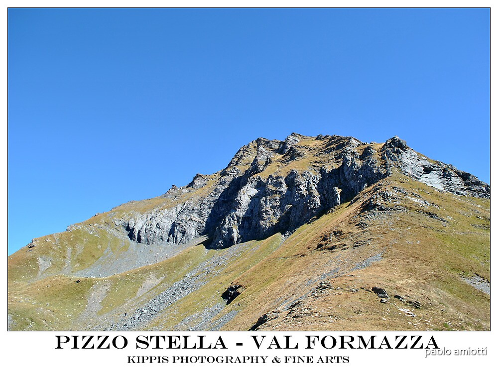 pizzo stella by paolo amiotti