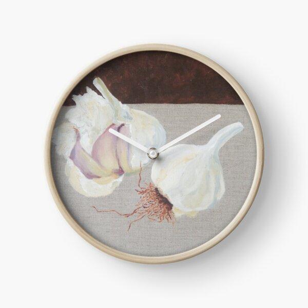 Garlic Clock