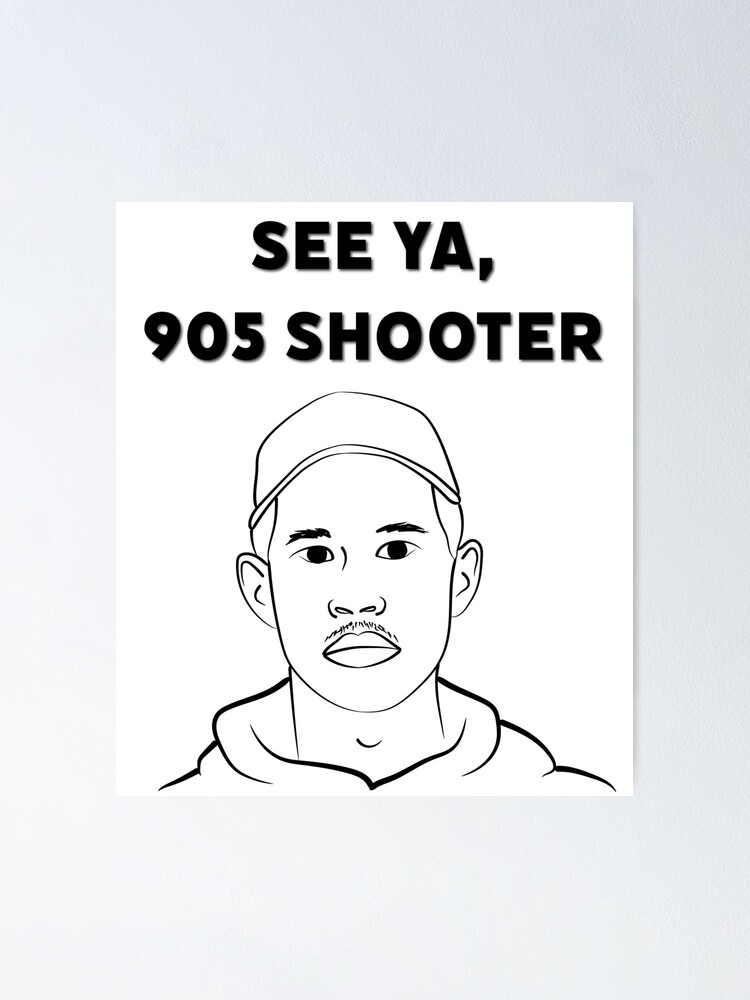 Nelkboys 905 Shooter Poster By Stephparker Redbubble Stephen deleonardis (born august 26, 1998), better known as stevewilldoit, is an american youtuber and entertainer known for his extreme challenge videos. redbubble