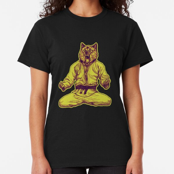 Martial Arts - Way of life #5 - Jiu jitsu Wolf - Competitor  winner Classic T-Shirt