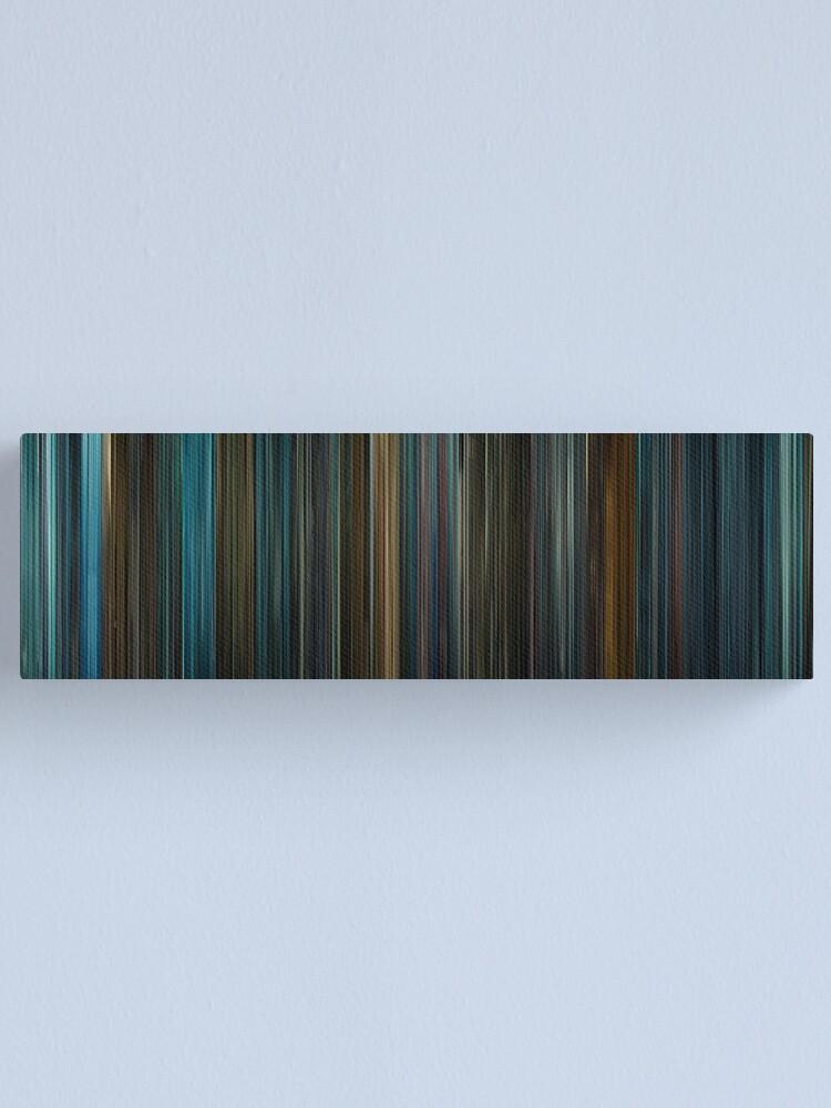 Alternate view of Moviebarcode: Blade Runner (1982) Canvas Print