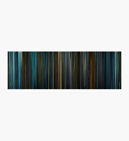 Moviebarcode: Blade Runner (1982) Photographic Print