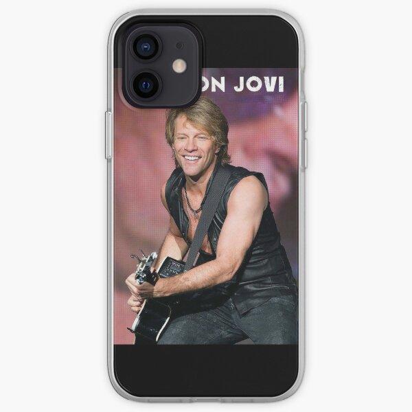 Jon Bon Jovi Rock Legend iPhone Soft Case