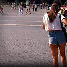 Hot Summer in Vatican by Sunil Bhardwaj