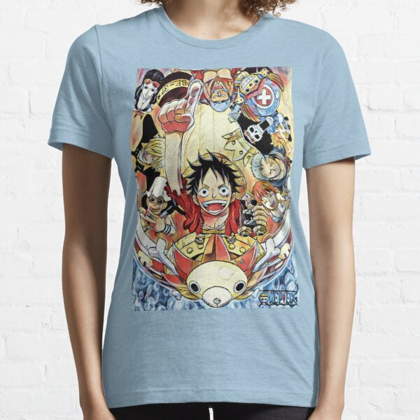 One Piece Crew Ship Essential T-Shirt