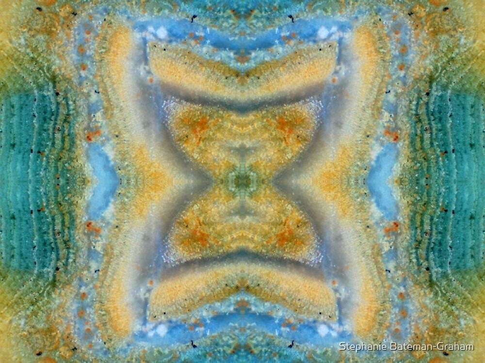 Hourglass (Ash Flow Jasper) by Stephanie Bateman-Graham