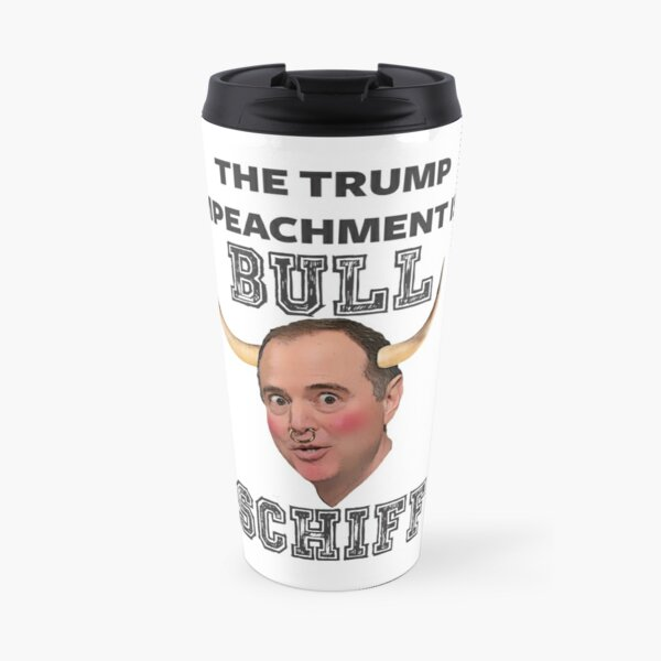 BULL Schiff  Travel Mug