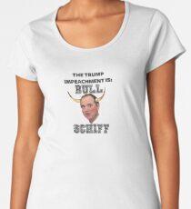 BULL Schiff  Premium Scoop T-Shirt
