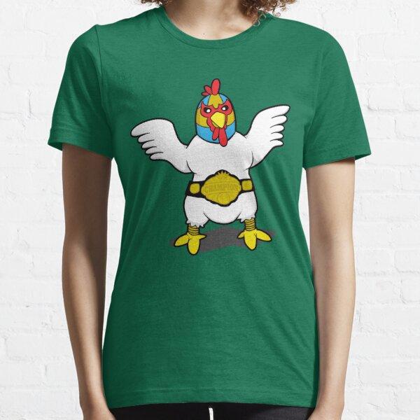 El Diablo - Fighting Chicken Essential T-Shirt