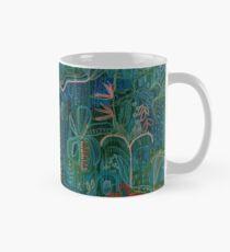 Midnight Tropics by Carley Bourne Classic Mug