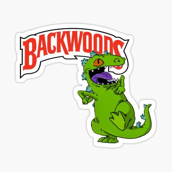 Reptar backwood dreamz Sticker