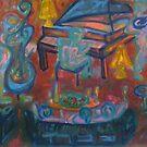 Night of Jazz by Naomi Downie