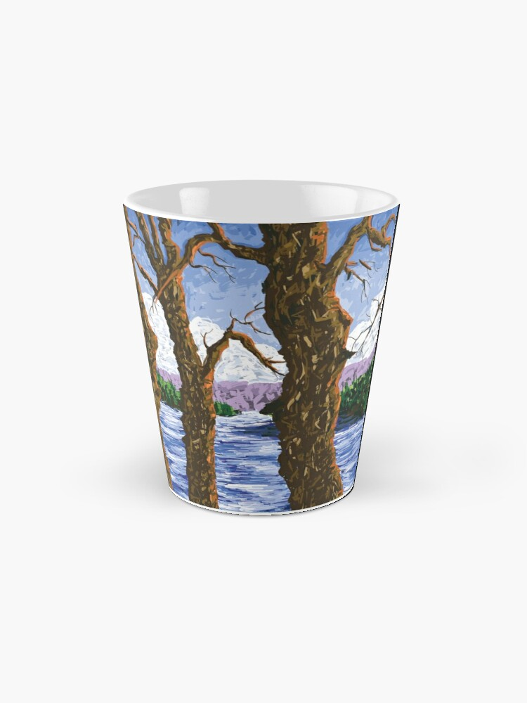 Alternate view of Emerald Bay (view from lake level) Mug