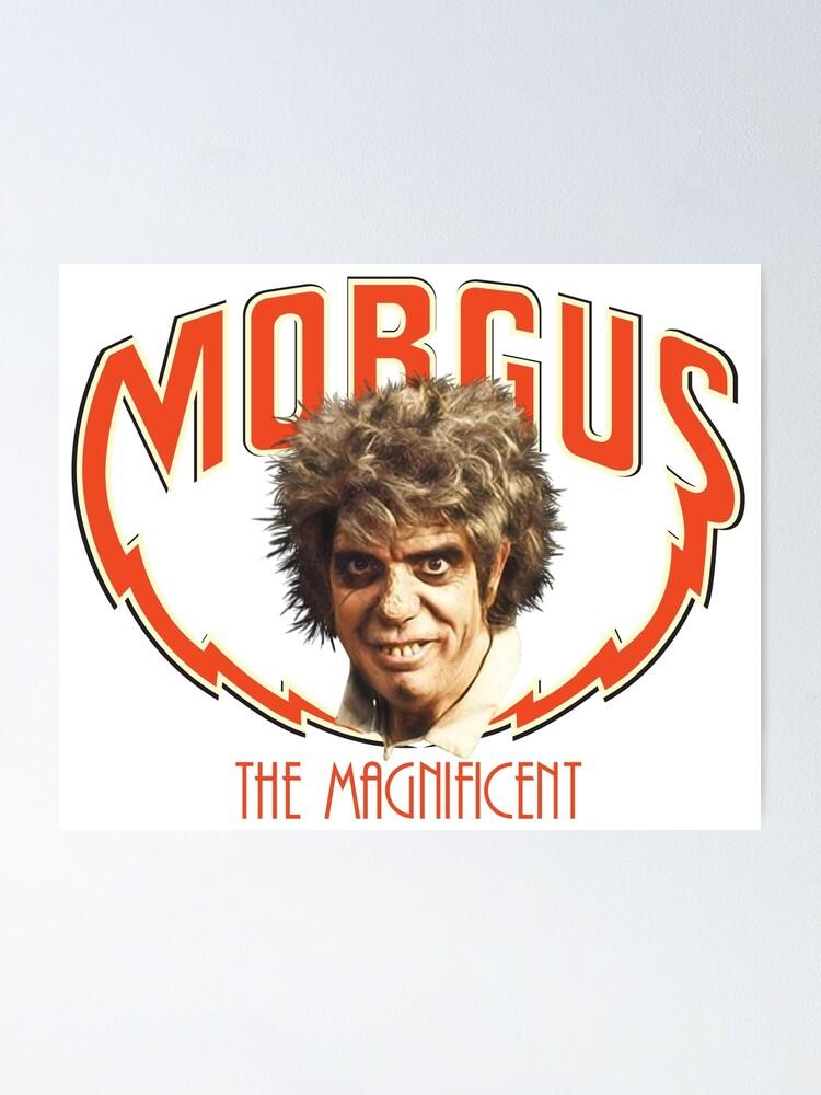 Alternative Ansicht von MORGUS: DAS HERRLICHE Poster