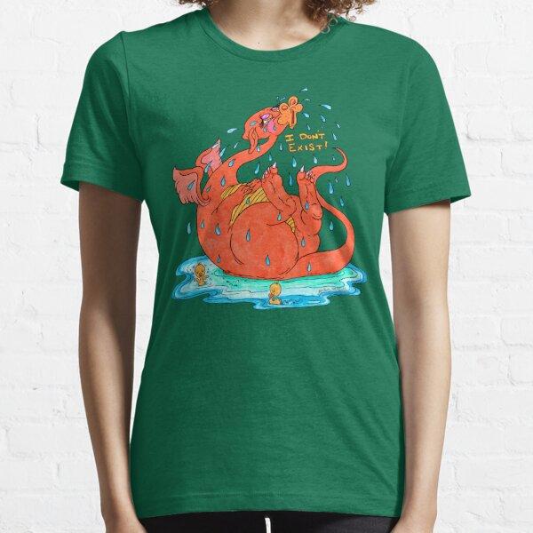 Existential Dragon  Essential T-Shirt