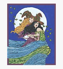 Witches' Wind Photographic Print