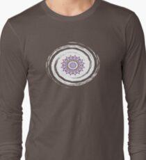 Star Mandala  - JUSTART ©  Long Sleeve T-Shirt