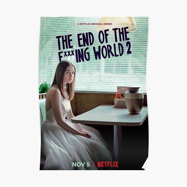 La fin du monde foutu 2 Poster