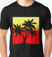 Palm Tree Silhouette T-Shirt