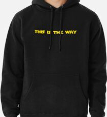 This is the way Pullover Hoodie