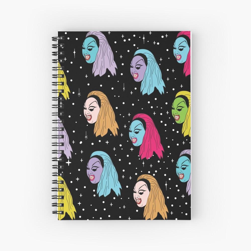 Punk Divine Spiral Notebook