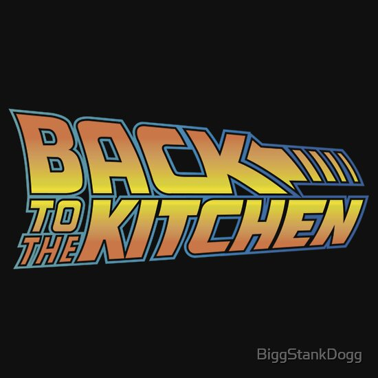 TShirtGifter presents: Back to the Kitchen
