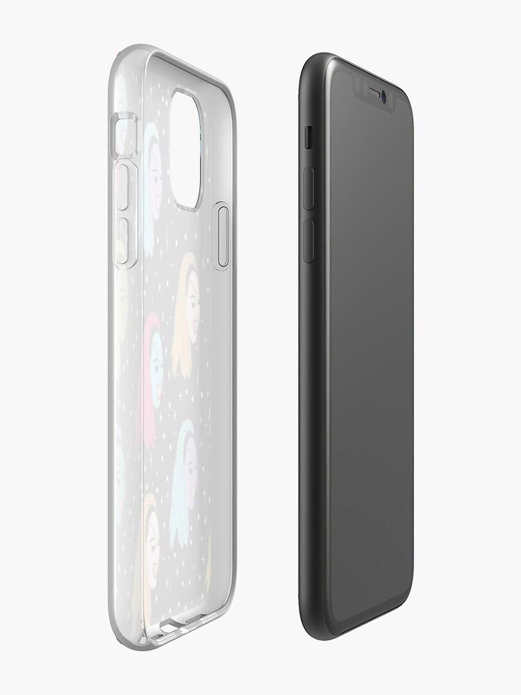 Alternate view of Punk Divine iPhone Case & Cover