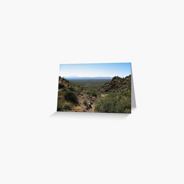Papago Park, Phoenix Greeting Card