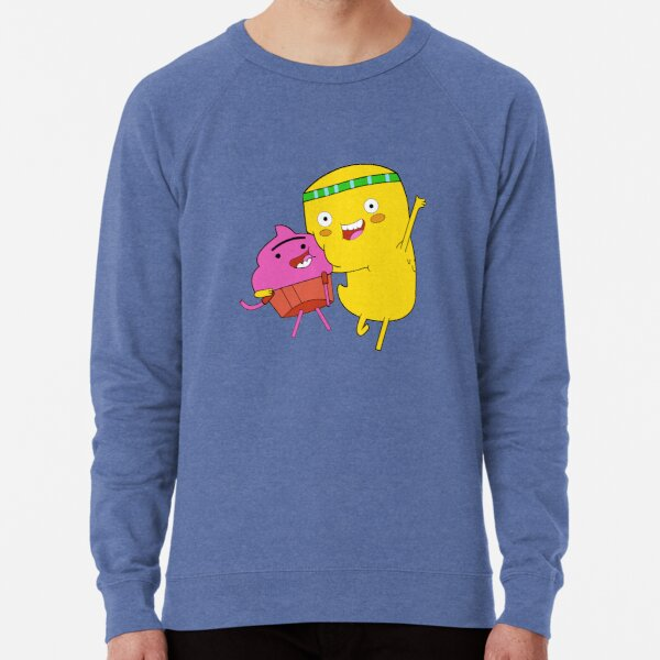 Cupcake and Dino Lightweight Sweatshirt