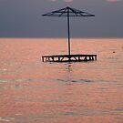 Ohrid Sunset by VladimirFloyd