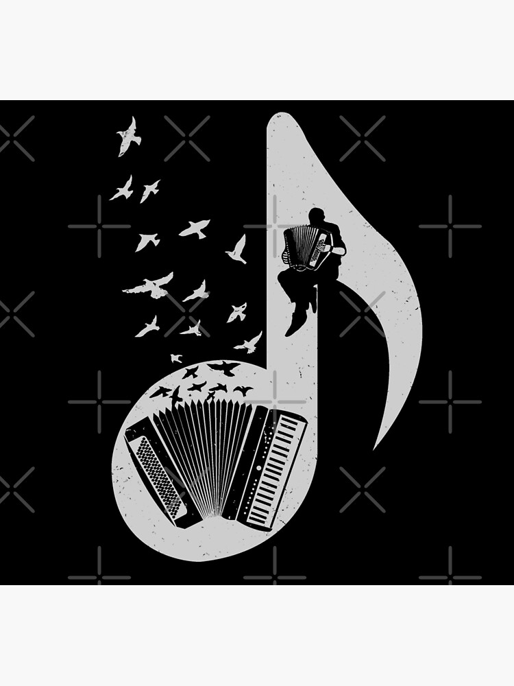 Musical note - Accordion by barmalisiRTB